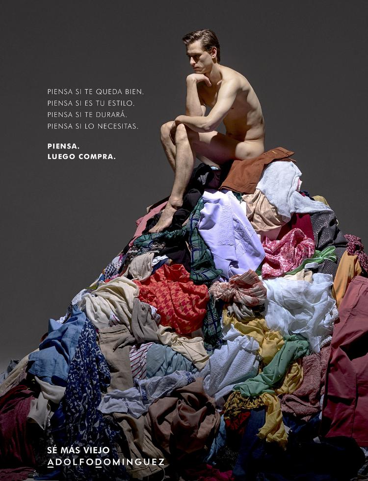 El exceso de ropa es un problema acuciante para el planeta