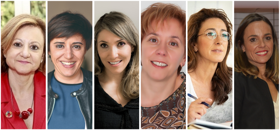 Seis Mujeres que Cambian el Mundo