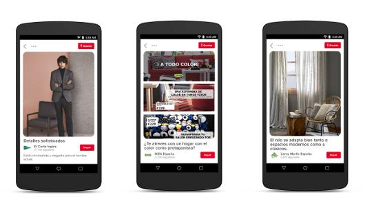 Algunas marcas que han usado Pinterest como herramienta de marketing