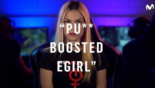 Muchas chicas 'gamers' son objeto de insultos