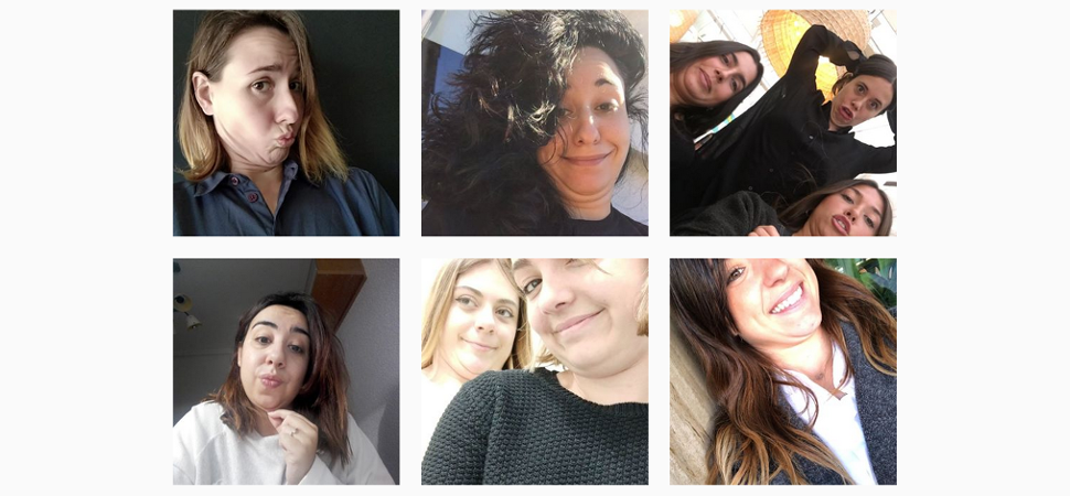 Las mujeres presumen de papada en Instagram para apoyar a Blanca Suárez