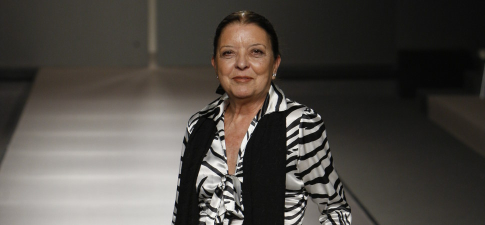 Fallece Cuca Solana, la gran dama de la moda española
