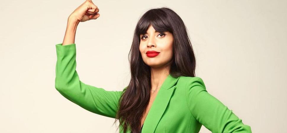 Así se ha convertido la actriz Jameela Jamil en soldado del 'body positive'