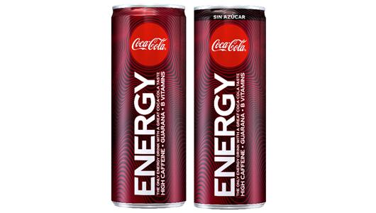 Coca-Cola Energy entrará en el mercado estadounidense el próximo mes de enero
