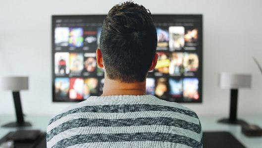 Un tercio de los encuestados manifiesta un consumo individual de contenidos audiovisuales