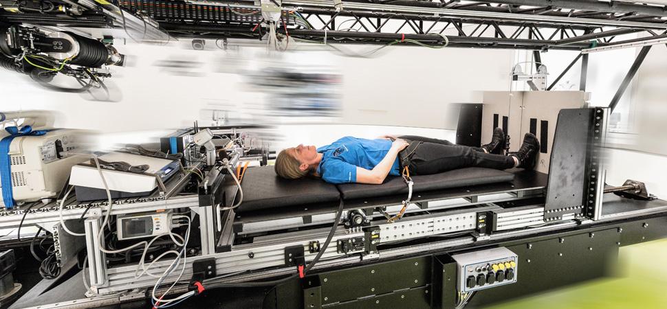 La NASA busca candidatas para cobrar 16.500 euros por pasar dos meses en la cama