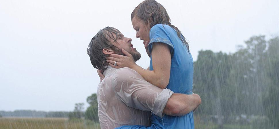 Los 10 mejores besos de película