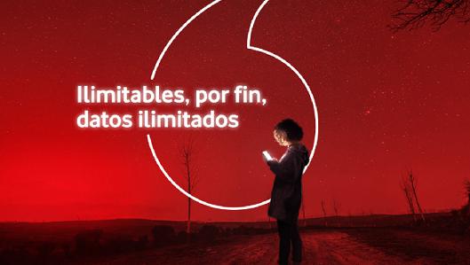 La campaña más activa en televisión fue la de Vodafone