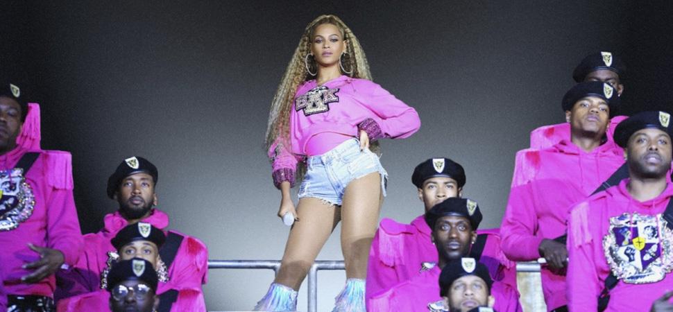Beyoncé pone a internet a bailar con un reto viral