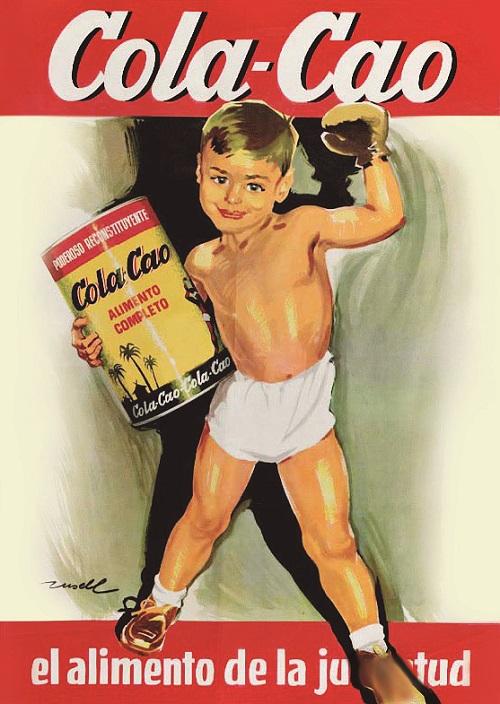 Campaña histórica de Colacao