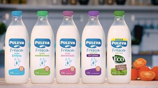 La gama Puleva Fresca tiene una novedad, una referencia ecológica