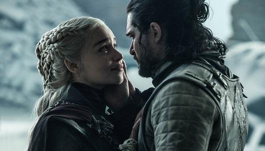"""Imagen del capítulo final de """"Juego de tronos"""" (HBO)"""