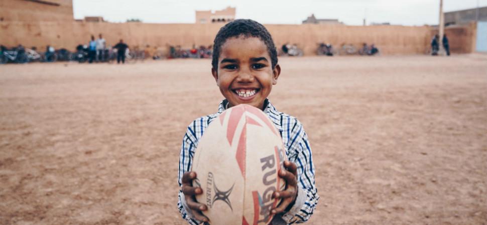 El plan de Patricia García para mejorar el mundo a través del rugby