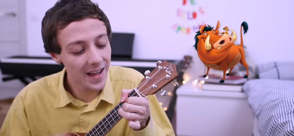 La canción que triunfa entre los niños sobre las pelis de la infancia de sus padres