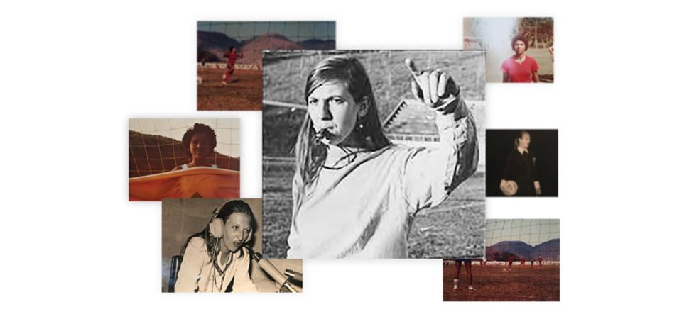 El homenaje de Google a las pioneras del fútbol femenino