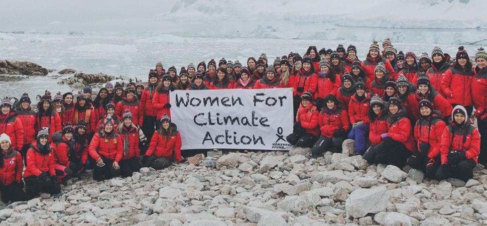 Las científicas españolas que luchan contra el cambio climático