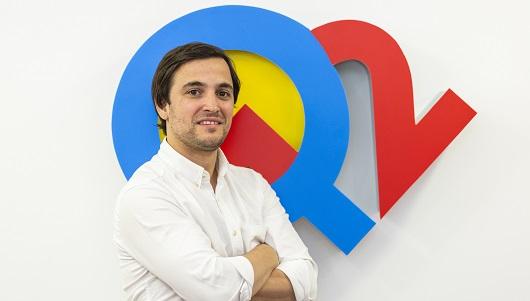 Carlos Alcántara, CEO y fundador de Q12 Trivia