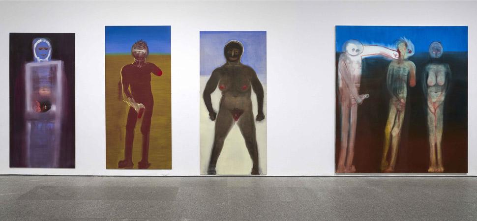 Miriam Cahn, la artista que crea con el cuerpo