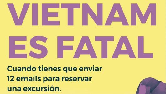 La campaña es obra de AfterShare Valencia