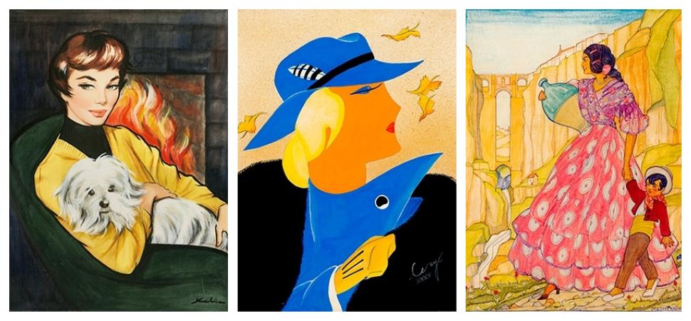 'Dibujantas': las ilustradoras pioneras de nuestro país