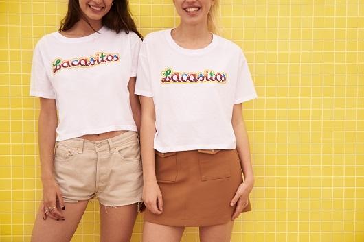 Las camisetas de Lacasitos