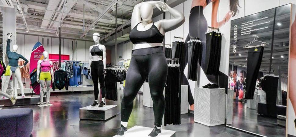 La polémica sobre el maniquí de Nike demuestra que la gordofobia existe
