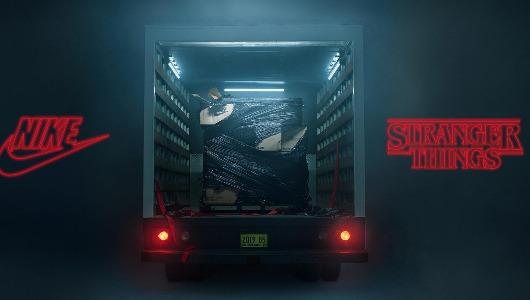 """La colección de Nike para """"Stranger Things"""""""