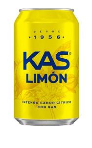 La nueva lata de Kas