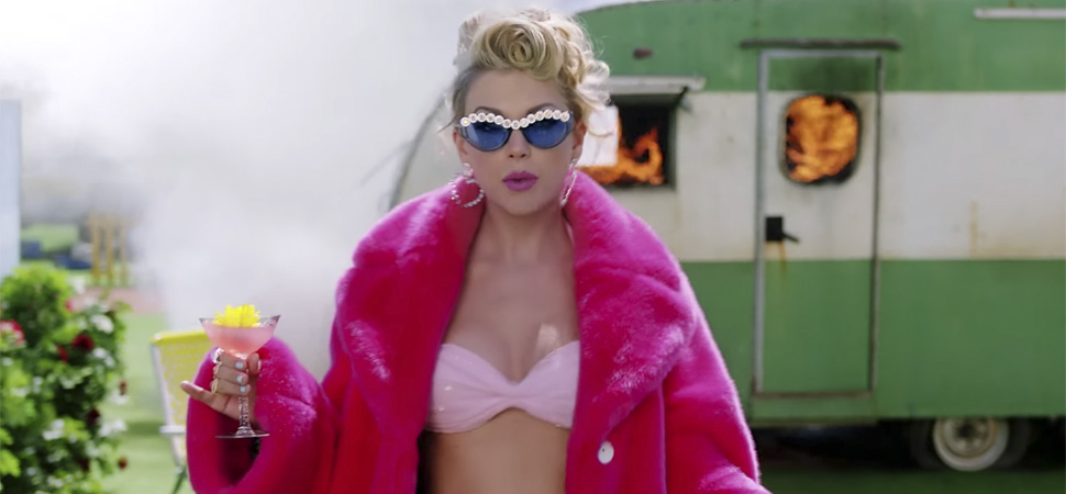 ¿Por qué todo el mundo habla del nuevo videoclip de Taylor Swift?