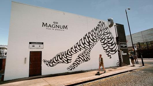 El mural de Magnum
