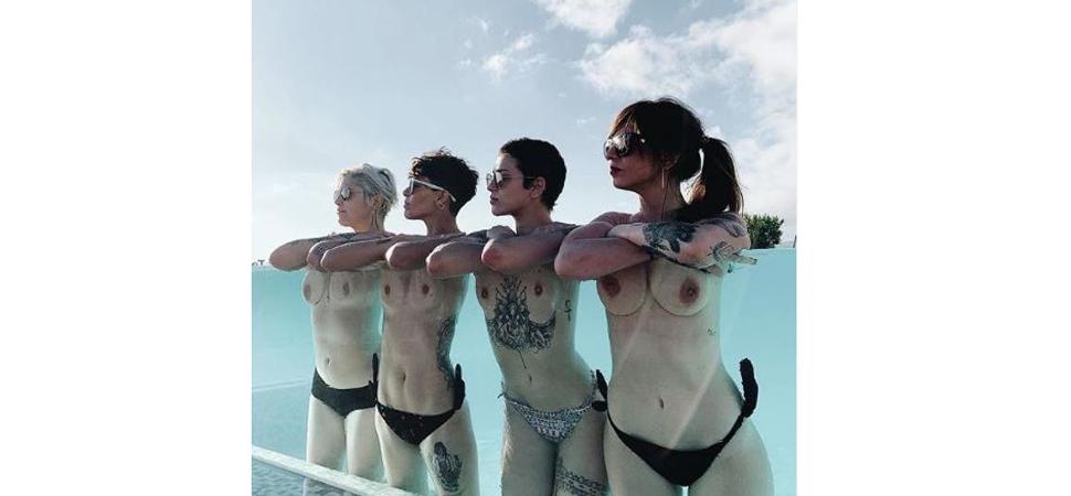 La batalla de Melo Moreno para liberar el pecho femenino