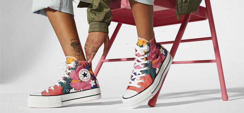 Así han evolucionado las 'All Star', el mítico modelo de Converse