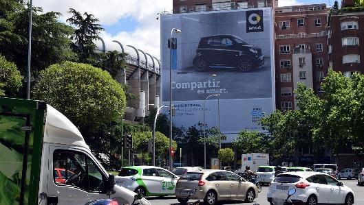La campaña de Smart es obra de Publicis Emil