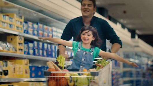 Imagen de una campaña de Lidl