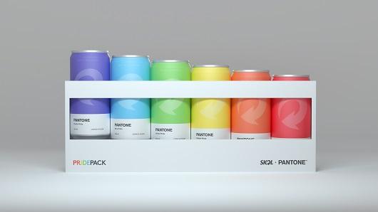 Así son las latas de Skol