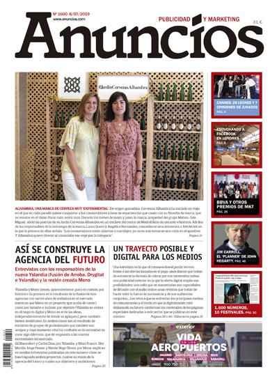 Revista Anuncios 1600