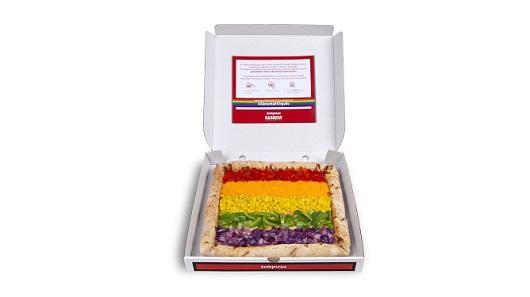La Telepizza Rainbow