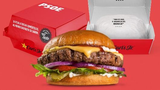 La hamburguesa del PSOE