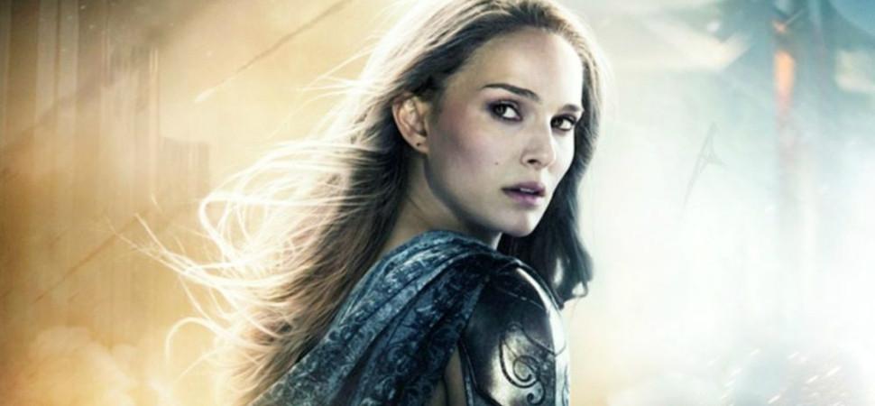 Natalie Portman será quien empuñe el martillo en la próxima de 'Thor'