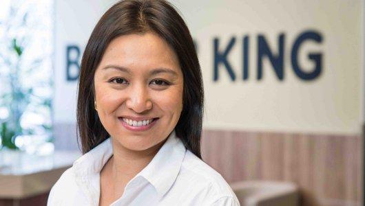 Bianca Shen ha ocupado diferentes cargos de responsabilidad en Burger King