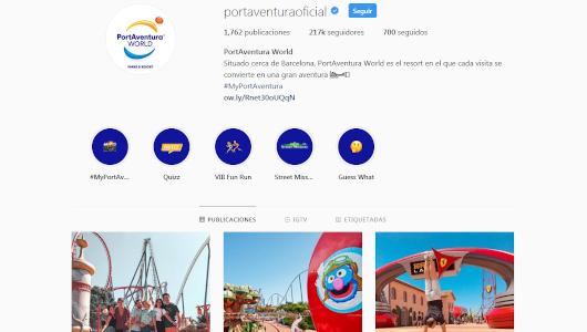 PortAventura Instagram Julio 2019 MKN