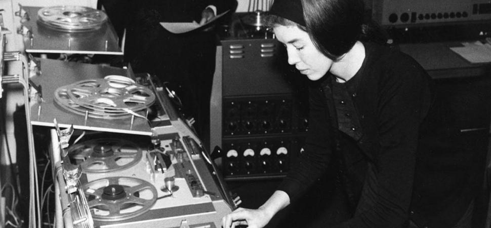 La pionera de la música electrónica que influyó en Pink Floyd y Orbital