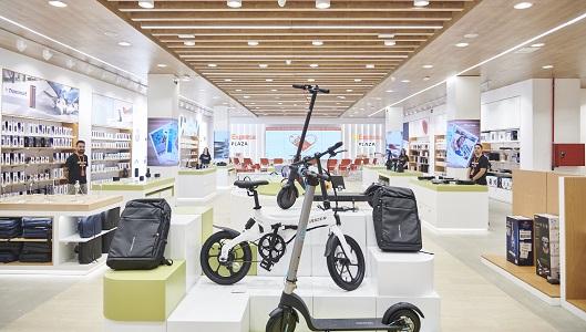 Los productos tecnológicos son los protagonsitas de la tienda de AliExpress