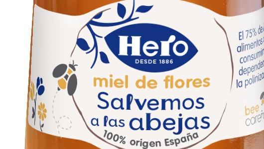 La miel es de origen español