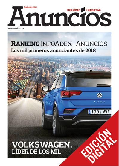 Ranking InfoAdex-Anuncios de Anunciantes