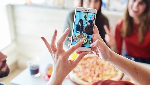 La 'app' de Telepizza, clave en el crecimiento digital