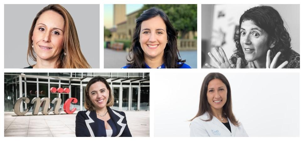 Investigadoras contra el cambio climático, el cáncer o la obesidad