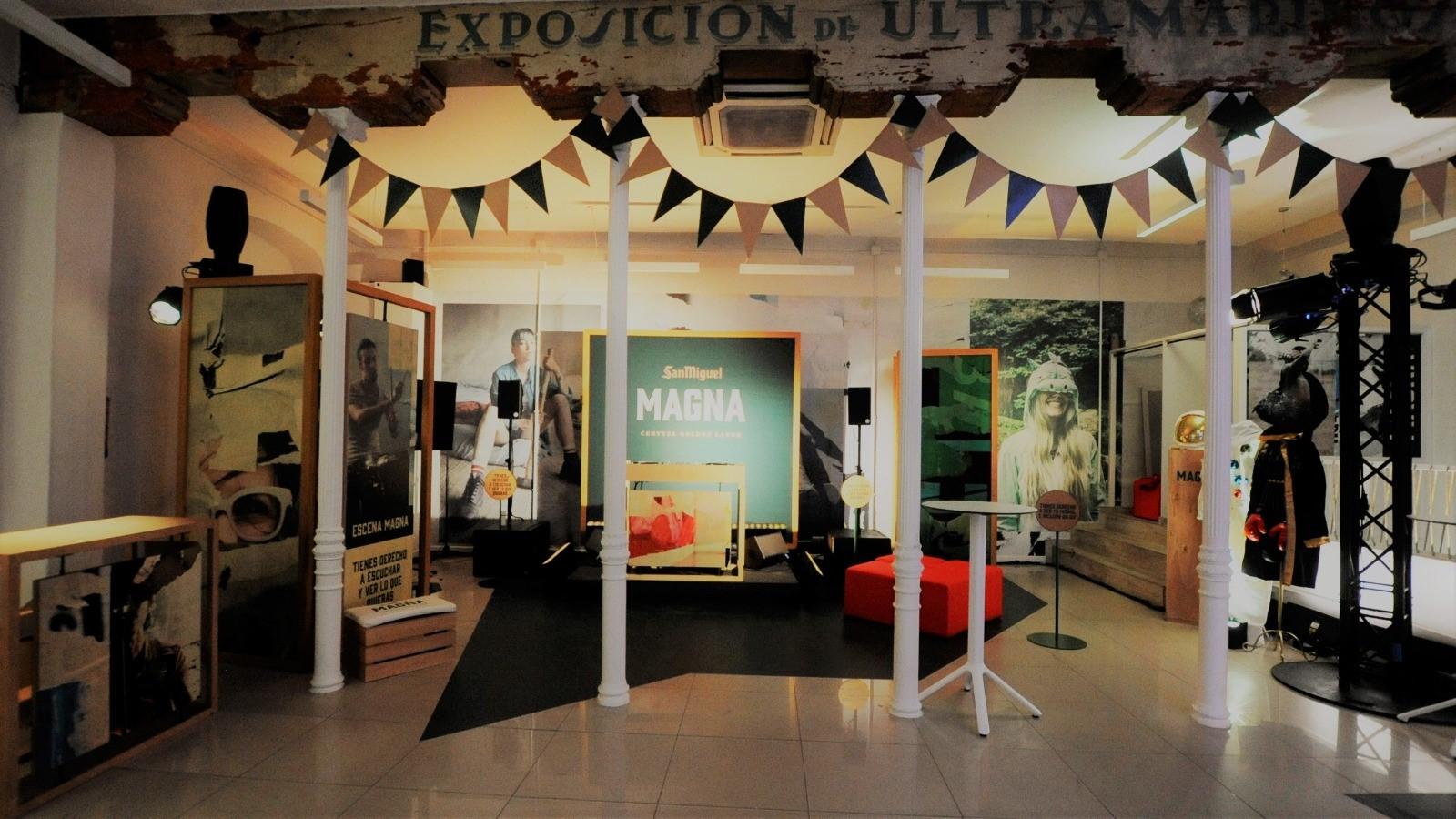La Sala Magna está abierta hasta el 29 de septiembre