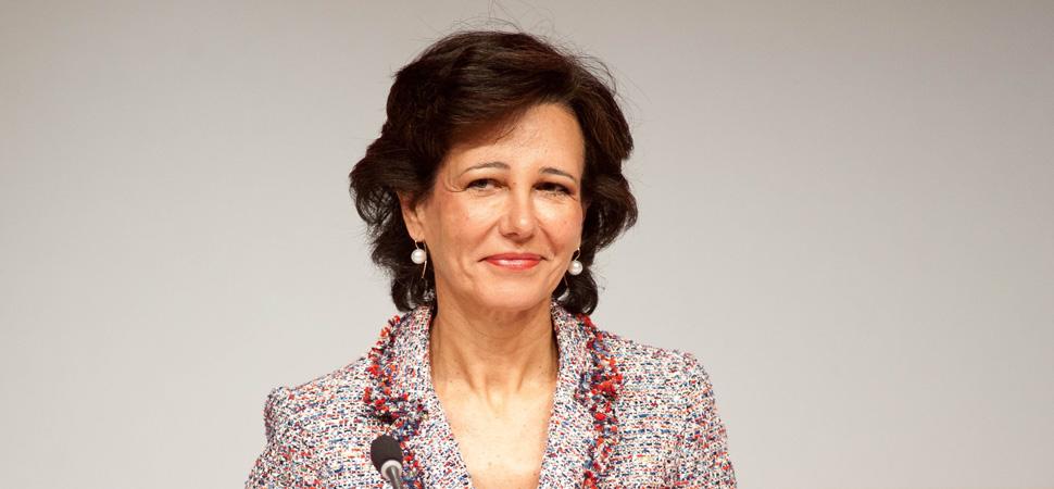 Ana Botín, nombrada la mujer más poderosa del mundo de los negocios