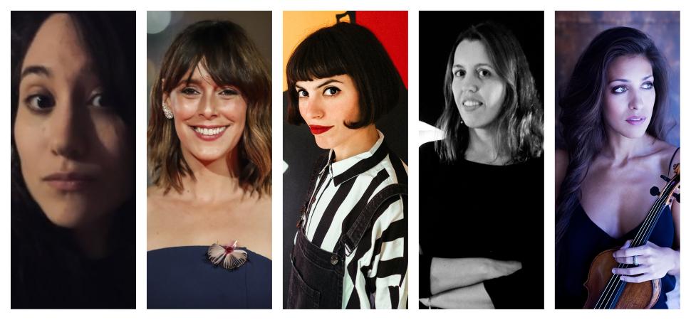 Cinco artistas a seguir